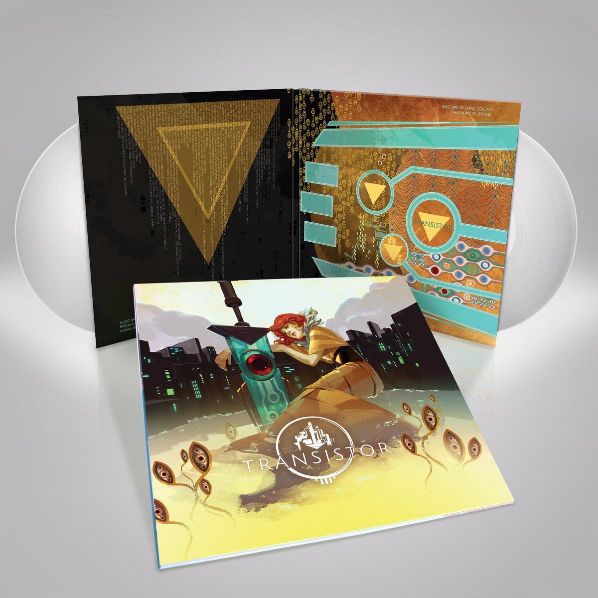 Fabulous Transistor: Original Soundtrack   Supergiant Games RD07