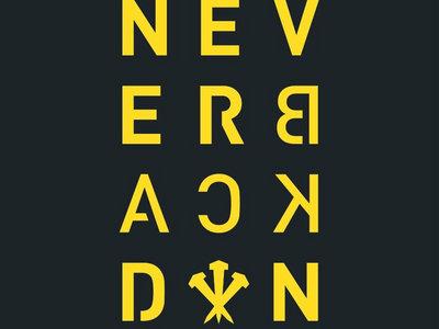 'NeverBackDown' Physical Album PREORDER main photo