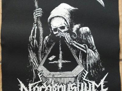 NACHTMYSTIUM 'Reaper' back-patch main photo