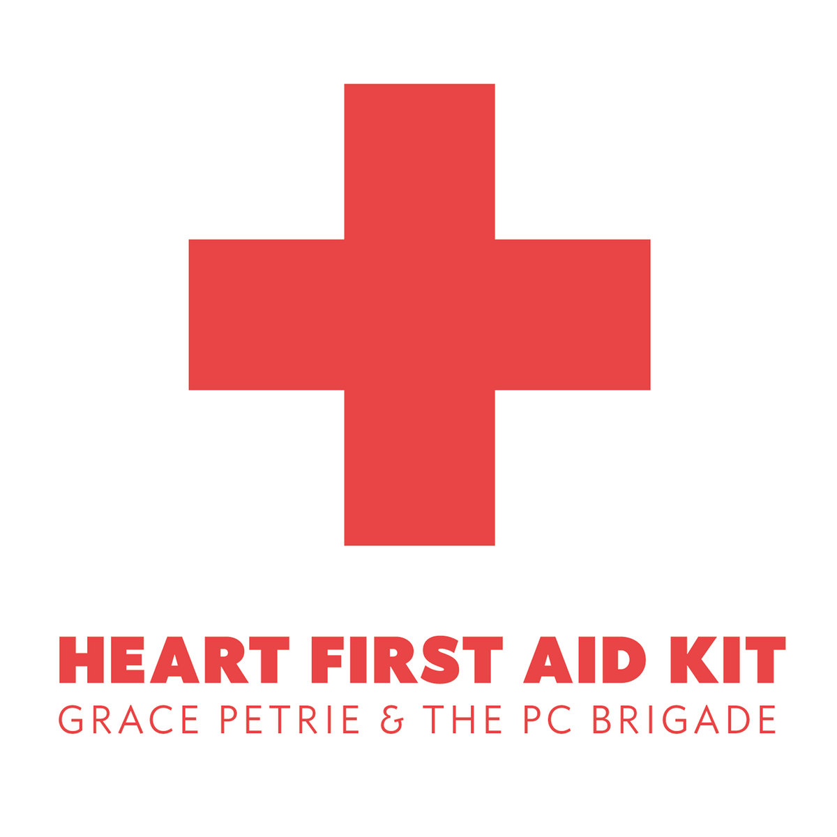 c9f7cf50c8b907 Includes unlimited streaming of Heart First Aid Kit via the free Bandcamp  app