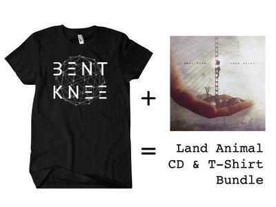 Land Animal CD & T-shirt Bundle main photo