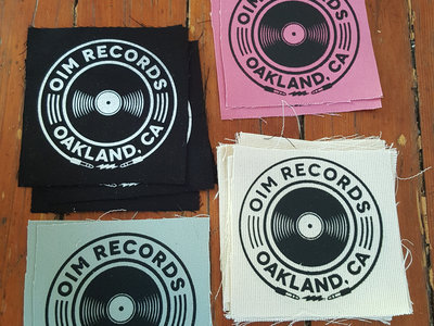 OIM Records Patches main photo
