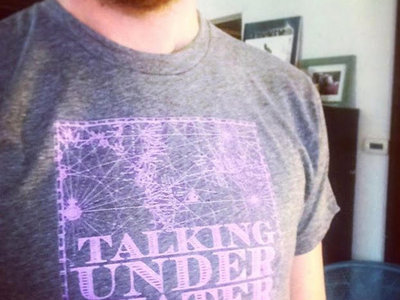 Talking Under Water T-SHIRT main photo