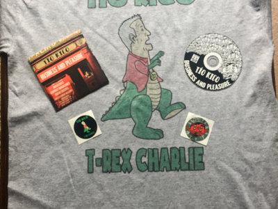 T-Rex Charlie Shirt + CD main photo