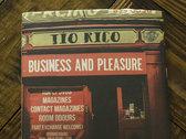 Tio Rico Business and Pleasure Tshirt + CD photo