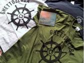 Ghettozloba wheel t-shirt photo