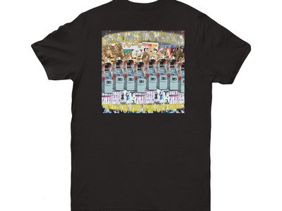 SECRET MUSEUM OF MANKIND limited tee main photo