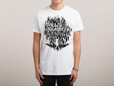 Skull T-Shirt (white) main photo