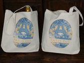 Wearplay EP#04 - Tropical Eiffel Tower - Tote Bag Made In France photo