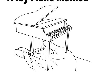 Toyager: A Toy Piano Method main photo