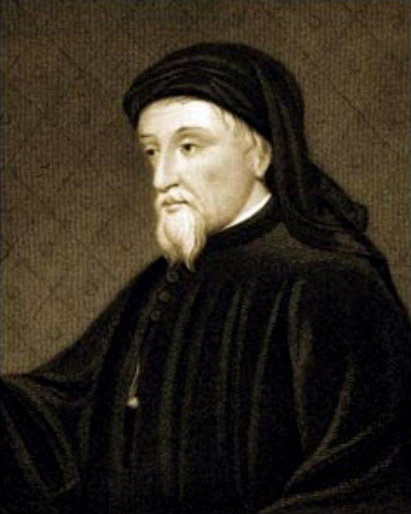 the canterbury tales chaucerian myth