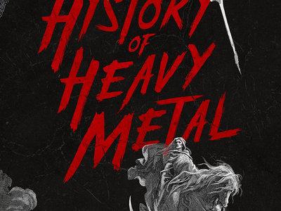 A History Of Heavy Metal BOOK main photo