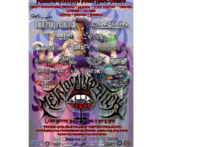 Metalocalypstic Festival Ticket + 30 Years EP [$55 instead of $95] main photo