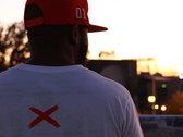 ✖ Privé Apparel ✖ Red Box Logo blnc crew photo