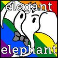 Elegant Elephant image