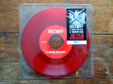 """Limited Red 7"""" Vinyl main photo"""