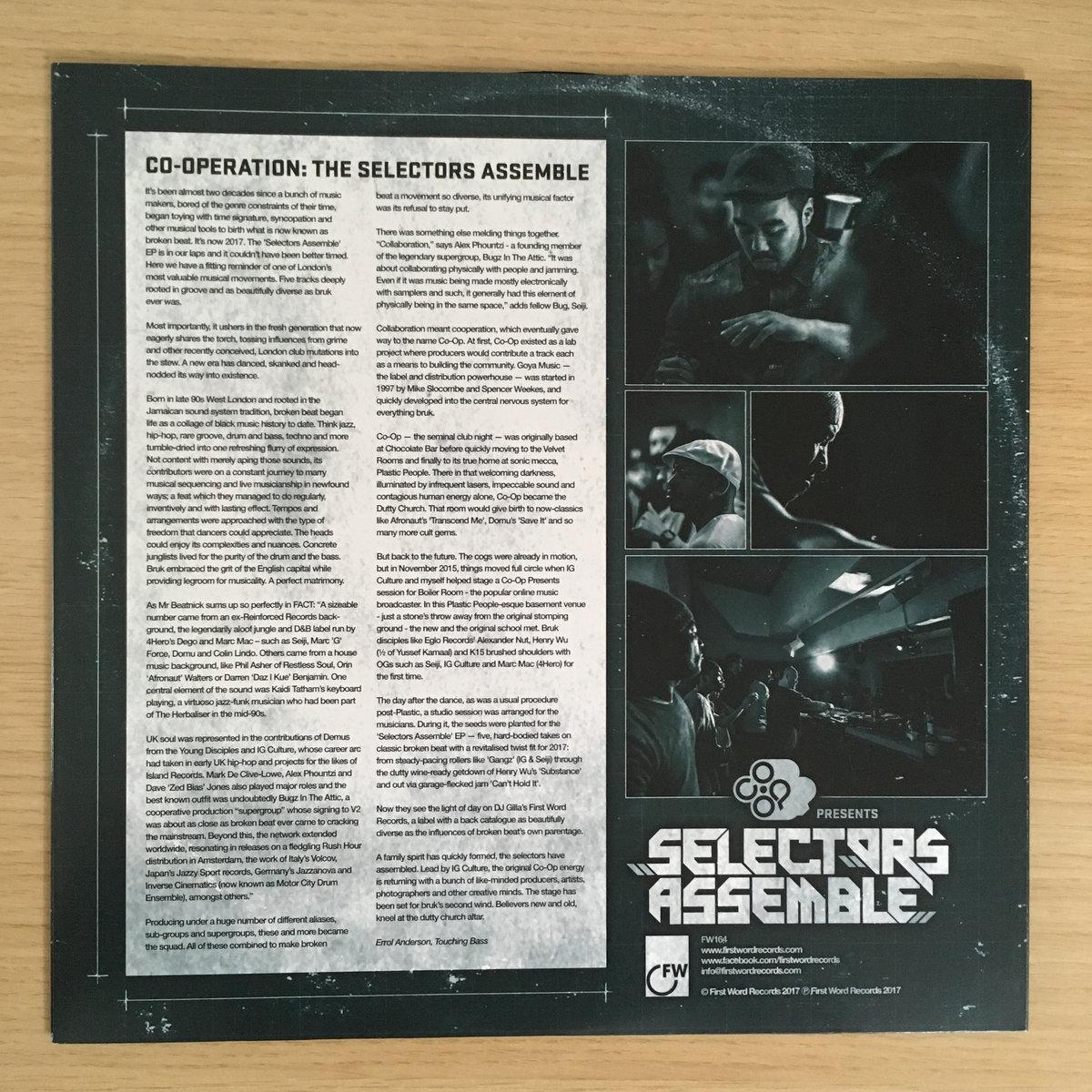 Gangz | Selectors Assemble