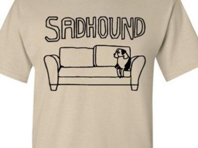 Sadhound Banner T-Shirt main photo