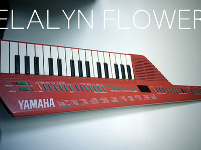 Helalyn Flowers's signed keytar + Your name on HF new album + goodies main photo
