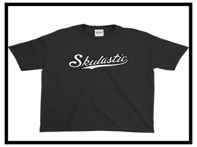 Skulastic Black T-Shirt main photo