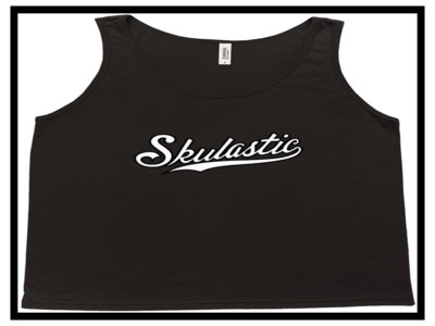 Skulastic Black Tank-Top main photo