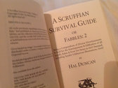 A Scruffian Survival Guide (signed trade paperback) photo