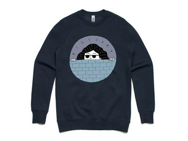 Peeping Tom Sweater - Navy main photo
