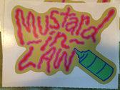 Mustard-In-Law   LoveIy Sticker photo