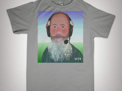 """New MTR Self Portrait Design"" Men's Tees main photo"