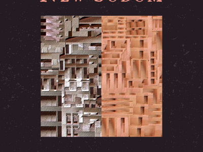 Sodom / New Sodom (signed paperback) main photo