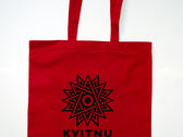 "Tote Bag ""Kvitnu New Star"" photo"