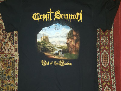 Out of the Garden Cover Tshirt main photo