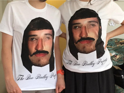"All The Best Men ""Ugly Face"" T-Shirt main photo"