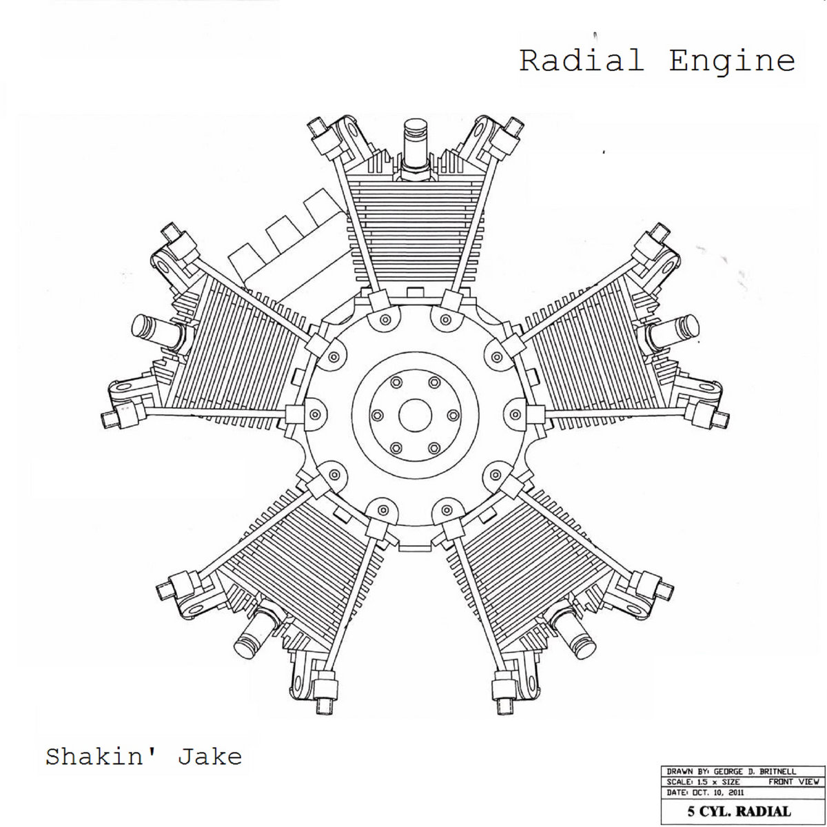 Radial Engine image