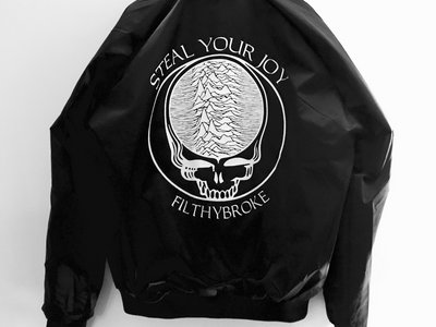 """FBR """"Steal Your Joy"""" Jacket / Edition Of 1 XL This Round, Free Album DL Included main photo"""