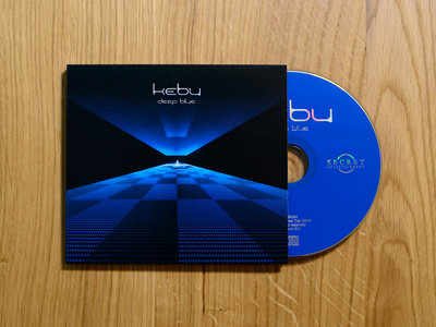 Deep Blue (maxi-single) - CD (LIMITED EDITION) main photo