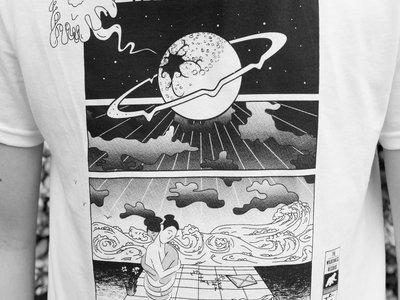 Wasuremono Screen Printed T-Shirt main photo