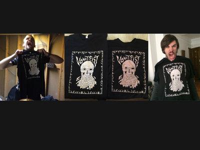 Vomit Fist t-shirt main photo