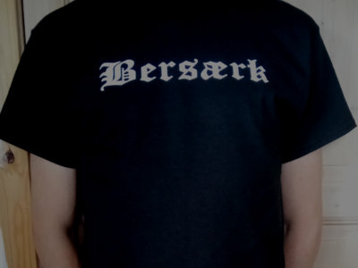 Sort Bersærk T-Shirt main photo