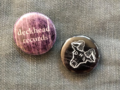 Deckhead Button Pack (2 pins) main photo