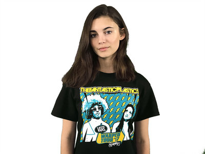 The Fantastic Plastics-Vans Warped Tour 2017 T-Shirt main photo