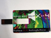 Music For Muted TV 4 Custom USB Card photo