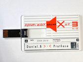 Music For Muted TV 3 Custom USB Card photo