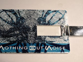 Not Bleeding Red Custom USB Card photo