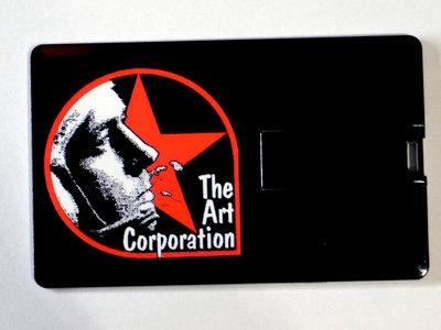 The Art Corporation Custom USB Card main photo