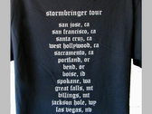 NEW 'Stormbringer' Tour Shirt photo