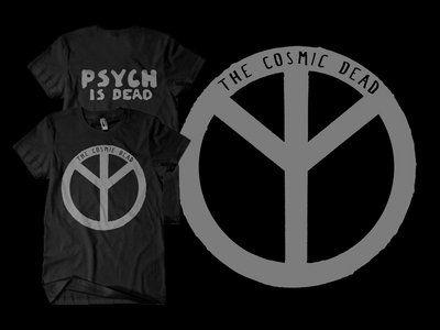 'Psych Is Dead' - T-Shirt main photo