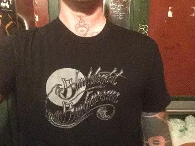 "Blacklight Barbarian ""Luna"" T-shirt main photo"