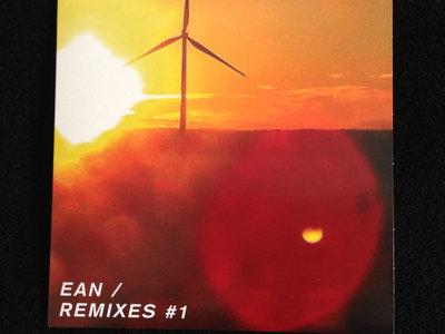 """EAN Remixes #1 LTD 7"""" vinyl main photo"""