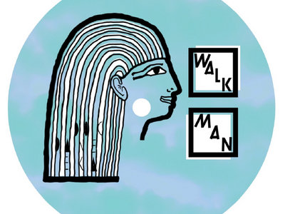 "DOC DANEEKA - WALK.MAN VOL 1 - 12"" Vinyl 140g - ***SHIPPING NOW*** main photo"